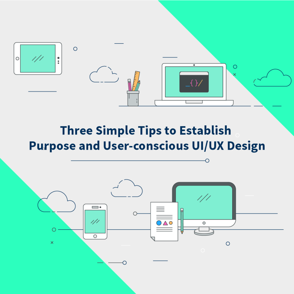 Purpose driven Ui-Ux